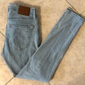 Abercrombie & Fitch Felix super slim stretch jeans